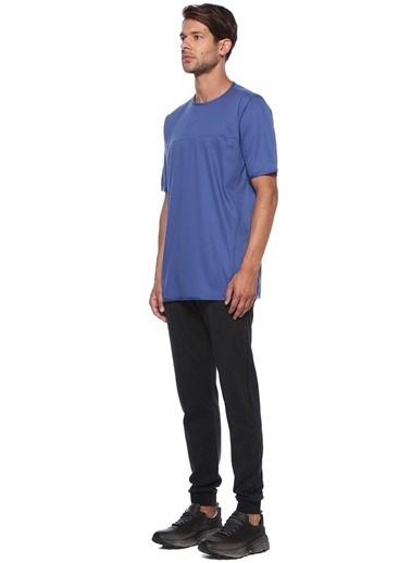 Knt Tişört Mavi